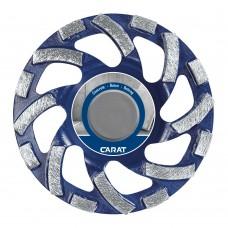 CARAT SLIJPKOP BETON DIAM. 125X22,23 MM DUSTEC, CUBC CLASSIC