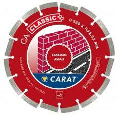 CARAT DIAMANTZAAG BAKSTEEN DIAM. 230X22,23MM, CA CLASSIC