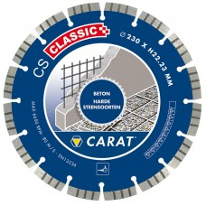 CARAT DIAMANTZAAG BETON DIAM. 125X22,23MM, CS CLASSIC