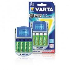 AA/AAA NIMH BATTERIJ LADER 4X AA/HR6 2600 MAH
